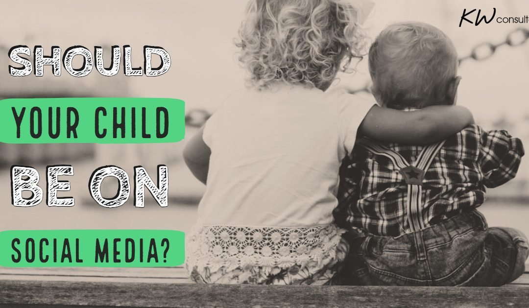 Should your child be on social media?